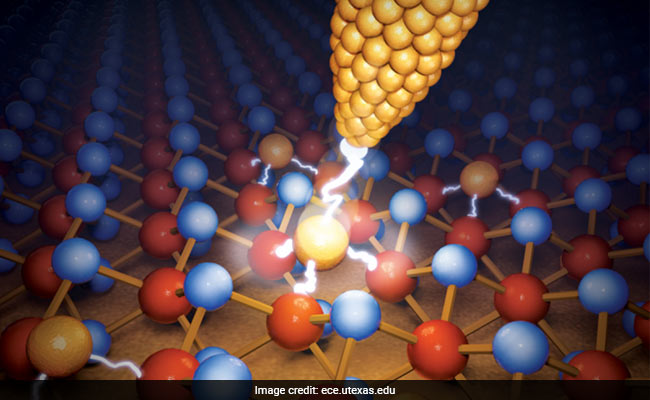 World's Smallest Atom-Memory Unit Is Faster And More Energy-Efficient