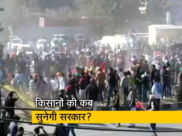 Video : सिटी एक्सप्रेस : सिंघु और टिकरी बॉर्डर पर किसानों का जत्था