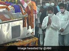 """""""He Taught Me Humility In 5 Minutes"""": Rahul Gandhi Remembers Tarun Gogoi"""
