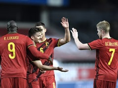 Belgium And Italy Qualify For Nations League Finals