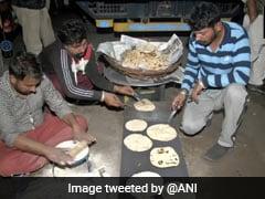 Farmers' Protest: Highway At Delhi-Haryana Border Turns Into Mega Kitchen