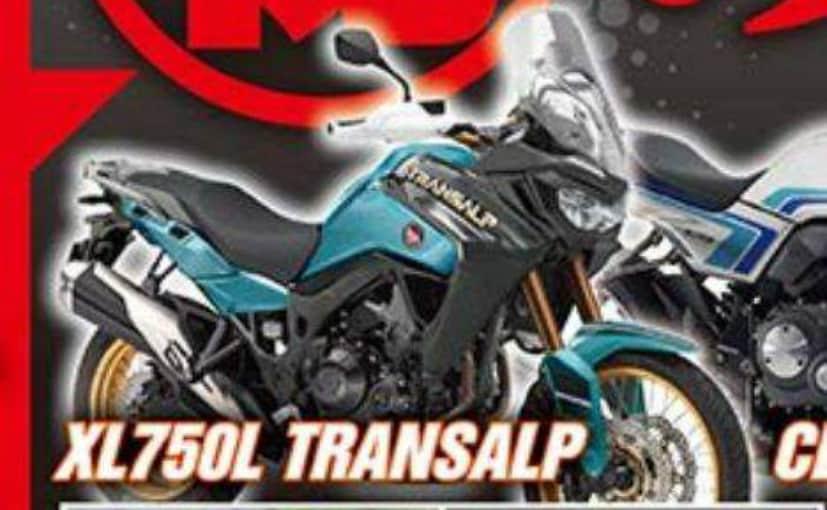 Honda Transalp Name Registered In The US
