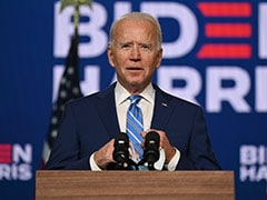 """No Doubt"" We Will Be Declared Winners, Says Joe Biden"