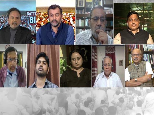 Video : Battleground Bihar: Final Countdown
