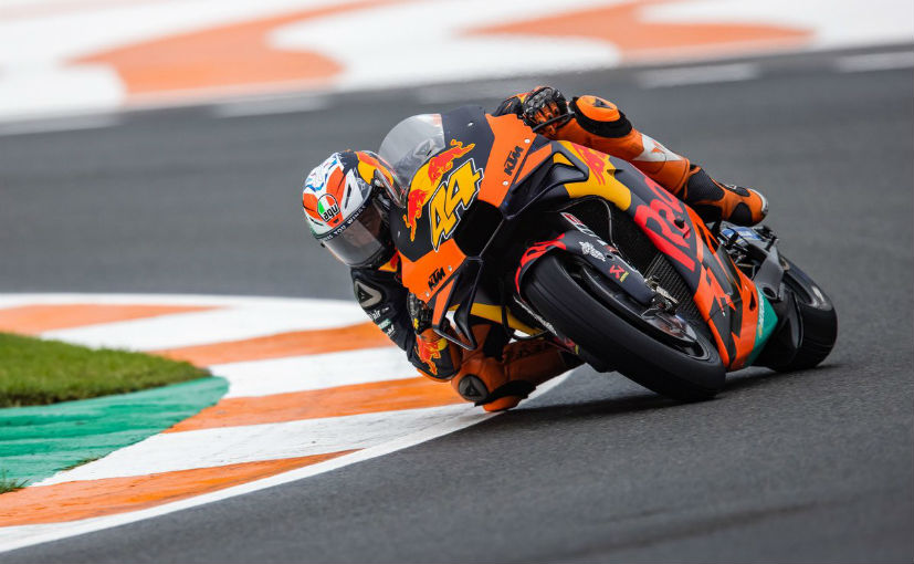 Pol Espargaro claimed his second pole position in this season