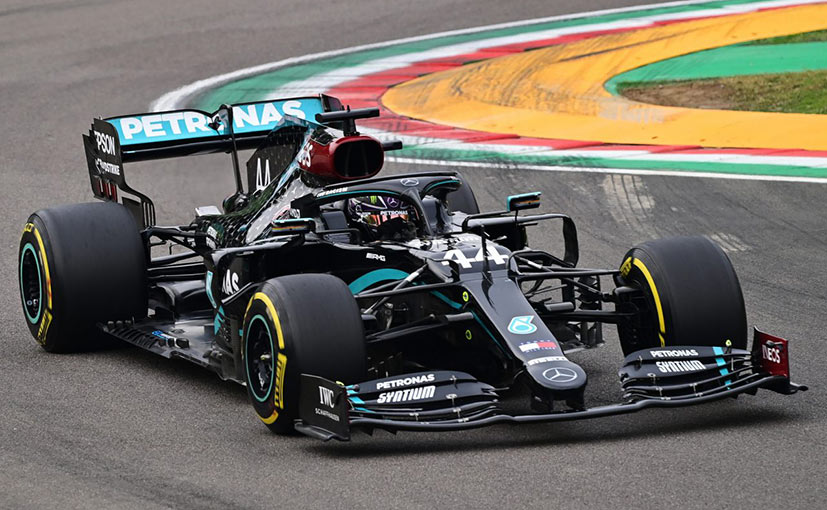 Mercedes becomes the first team to win 7 consecutive constructors titles