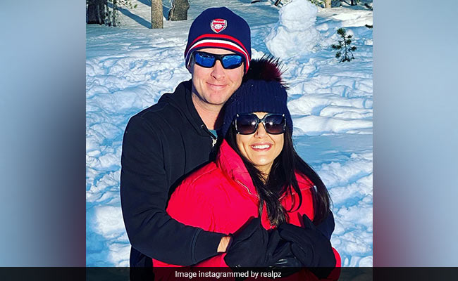 Thanksgiving 2020: Preity Zinta And Husband Gene Goodenough's Festivities Were Full Of 'Snow And Smiles'
