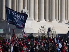 Donald Trump Loyalists Mount Last Stand In Washington