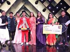टाइगर पॉप ने जीती 'इंडियाज बेस्ट डांसर' की ट्रॉफी, मलाइका अरोड़ा ने यूं किया रिएक्ट