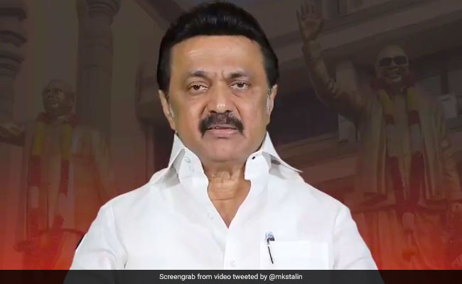 MK Stalin Wants Chief Minister To Suspend Anna University Vice-Chancellor