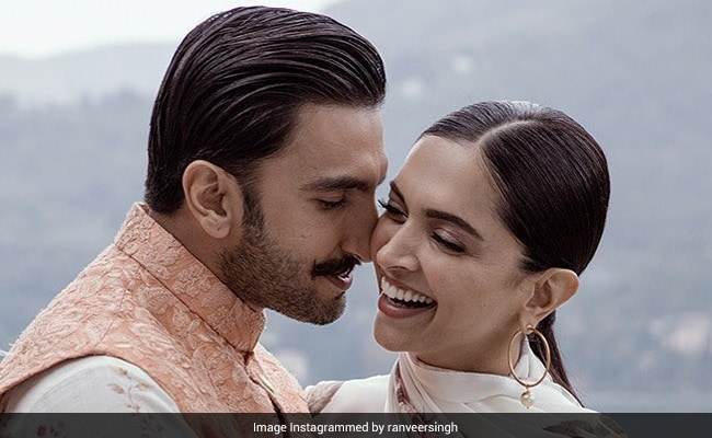 On Second Wedding Anniversary, Ranveer Singh And Deepika Padukone Share Stunning Pics: 'Two Peas In A Pod'