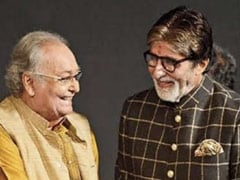 "Amitabh Bachchan Mourns Soumitra Chatterjee: ""A Gentle Human, Filled With Grace"""