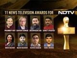 Video : NDTV Wins 11 Huge Awards, Real Journalism Recognised