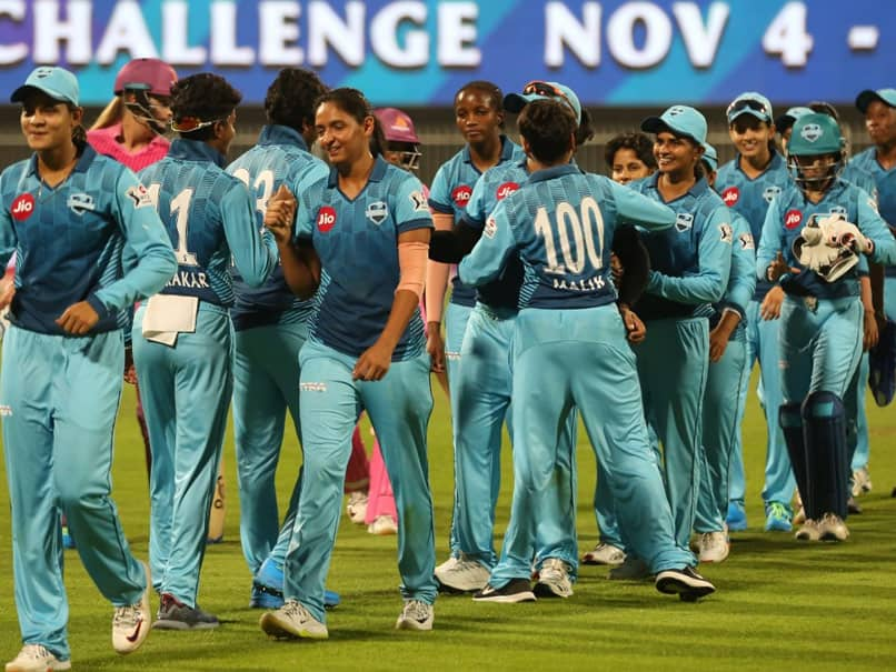 "Womens T20 Challenge: Supernovas Captain Harmanpreet Kaur Praises Bowlers For ""Delivering Under Pressure"""