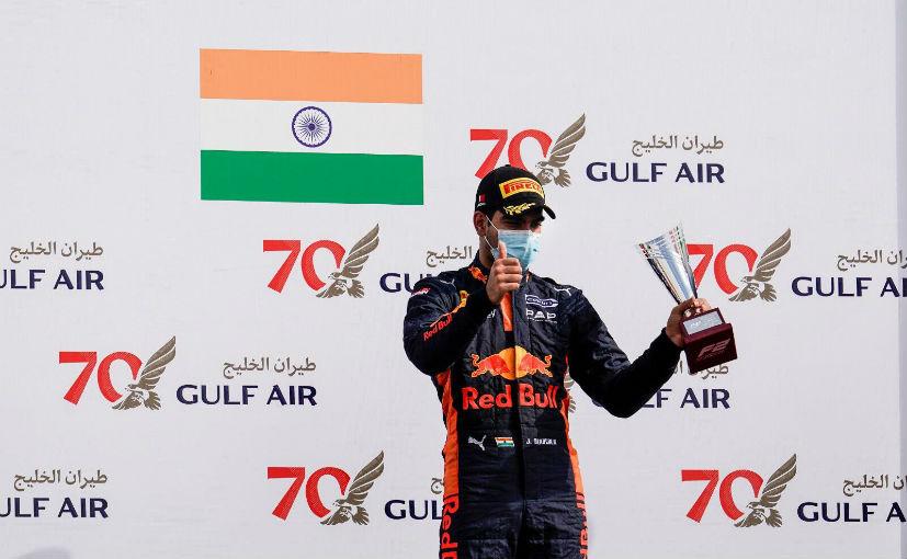 Jehan Daruvala made his Formula 2 debut this season with Carlin Motorsport