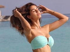 Disha Patani Is Making Maldives Look So Good. We Can't Even...