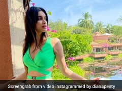 Diana Penty Is Vacation Ready In A Gorgeous Neon Look
