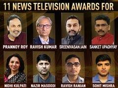 NDTV Wins 11 Huge Awards, Real Journalism Recognised