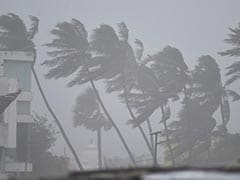 1 Dead, Thousands Evacuated As Cyclone Nivar Brings Heavy Rain In Andhra