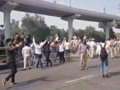फरीदाबाद: बल्लभगढ़ हिंसा में कई राजनीतिक पार्टियों और संगठनों के लोग शामिल