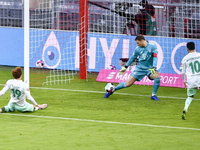 Bundesliga: Bayern Munich Remain On Top Of League Table Despite Draw