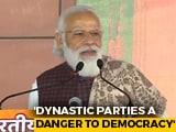 Video: Family-Run Parties Biggest Threat To India's Democracy: PM Modi