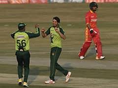 Usman Qadir Inspires Pakistan To 3-0 T20I Series Whitewash Over Zimbabwe