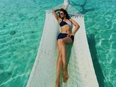 "When In Maldives, ""Water Baby"" Rakul Preet Singh Chills Like This"