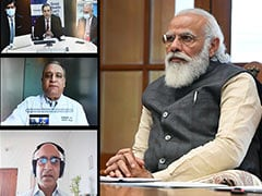 Big Push For India's Covid Vaccine Plan, PM Reviews Progress With 3 Firms