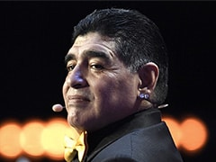 Diego Maradona Recovering Well After Brain Surgery, Says Doctor