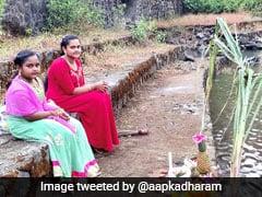 छठ के त्योहार पर Dharmendra ने Photo शेयर कर दी बधाई, बोले- मेरे बिहारी बच्चे तालाब पर छठ मना रहे हैं...