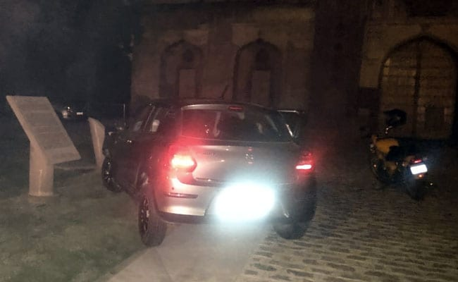 Drunk Man Rams Car Into Safdarjung Tomb's Main Gate In Delhi: Police