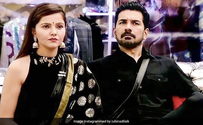 Bigg Boss 14: Rubina Dilaik Reveals She And Abhinav Shukla Were About To Get Divorced Before Entering The Show