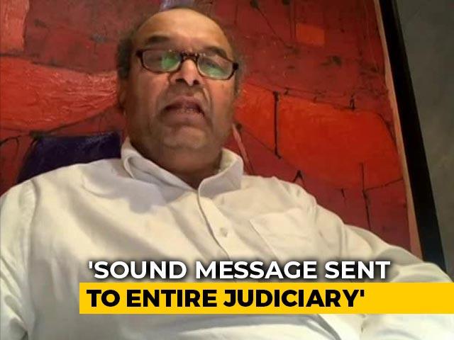 Video : Jurisprudence Has Gone Astray, Seem Jail Is Rule, Bail Exception: Mukul Rohatgi