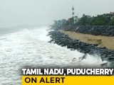Video : Cyclone Nivar Intensifies, Now In 'Severe' Category
