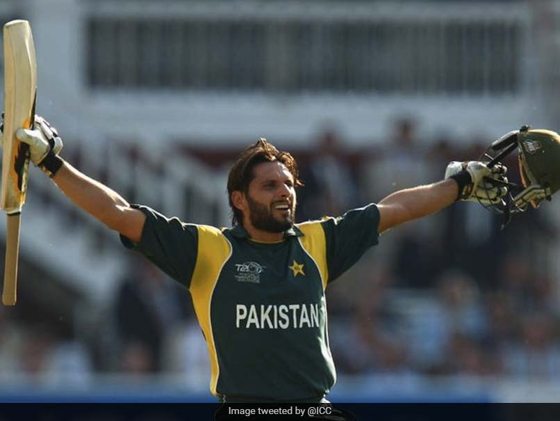 Shahid Afridi Hopes To Play A Role In Pakistan Crickets Administration In The Future