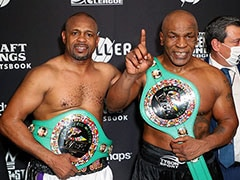 Mike Tyson Comeback Fight At 54 Ends With Draw Against Roy Jones Jr