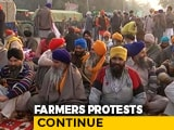Video : Farmers: Won't Go to Allotted Protest Ground