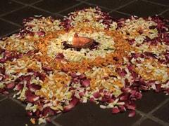 Diwali Rangoli Designs 2020: Rangoli Ideas To Add Colours To Your Deepavali
