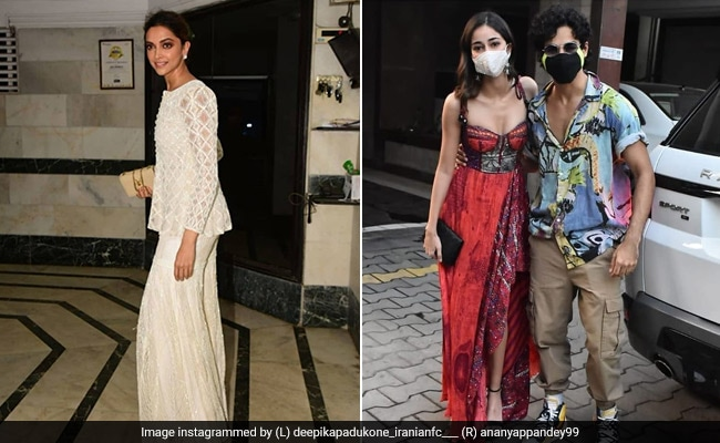 Diwali 2020: Deepika Padukone, Ananya Panday And Ishaan Khatter Lead Guest-List At Siddhant Chaturvedi's Party
