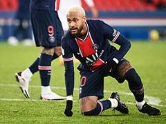 Ligue 1: Neymar Reaches Milestone But PSG Held Ahead Of Manchester United Showdown