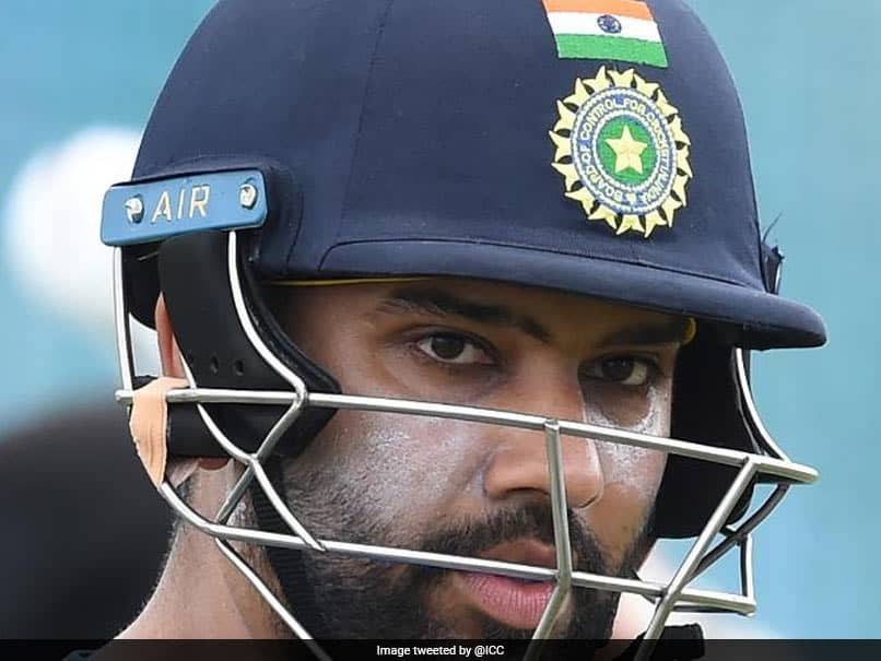 "Australia vs India: ""Happy To Bat"" Wherever The Team Management Wants Me To, Says Rohit Sharma"