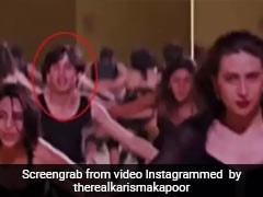 करिश्मा कपूर ने शेयर किया थ्रोबैक Video, बैकग्राउंड में डांस करते दिखे शाहिद कपूर