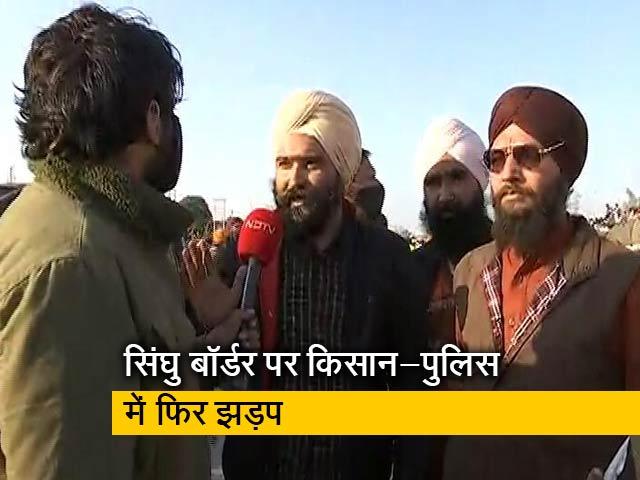 Videos : किसान ने NDTV से कहा- हम जंतर मंतर पर प्रदर्शन क्यों नही कर सकते हैं?