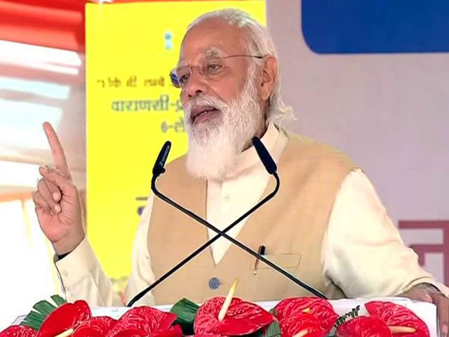 """Video : """"New Laws Don't Stop Old System"""": PM Defends Reforms Amid Farmer Protest"""