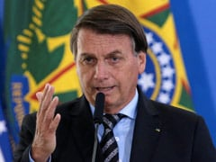 """""""I'm Not Going To Take It"""": Brazil President On Covid Vaccine"""