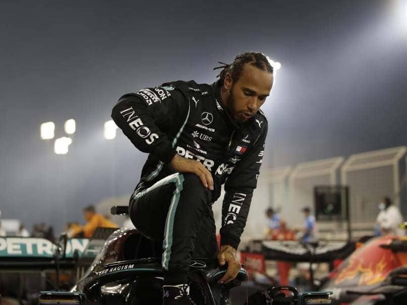 Lewis Hamilton Wins Bahrain GP As Romain Grosjean Survives Fireball Crash