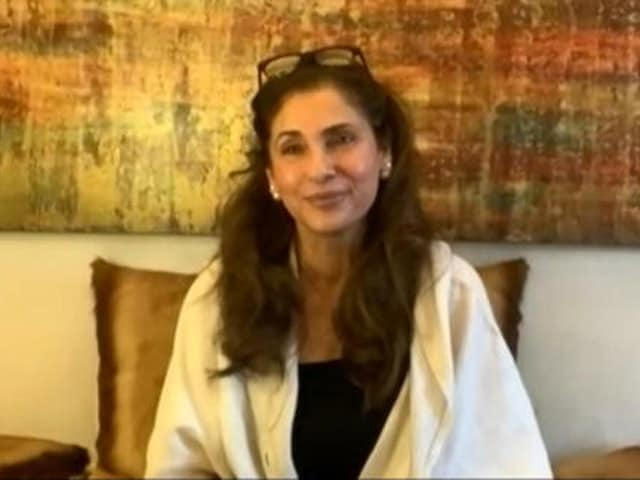 I Was 90% Sure That I Won't Be Selected for Tenet: Dimple Kapadia