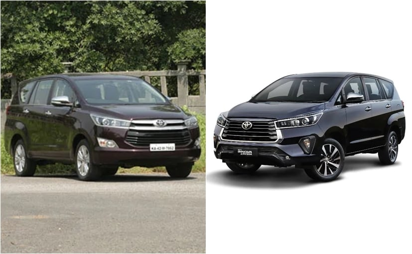 The 2020 Toyota Innova Crysta facelift is up to Rs. 70,000 more expensive than the previous model