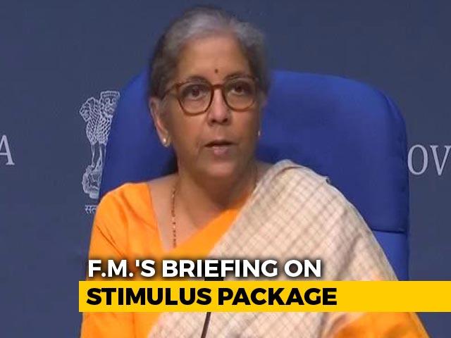 Video : Strong Recovery Emerging, Says Nirmala Sitharaman